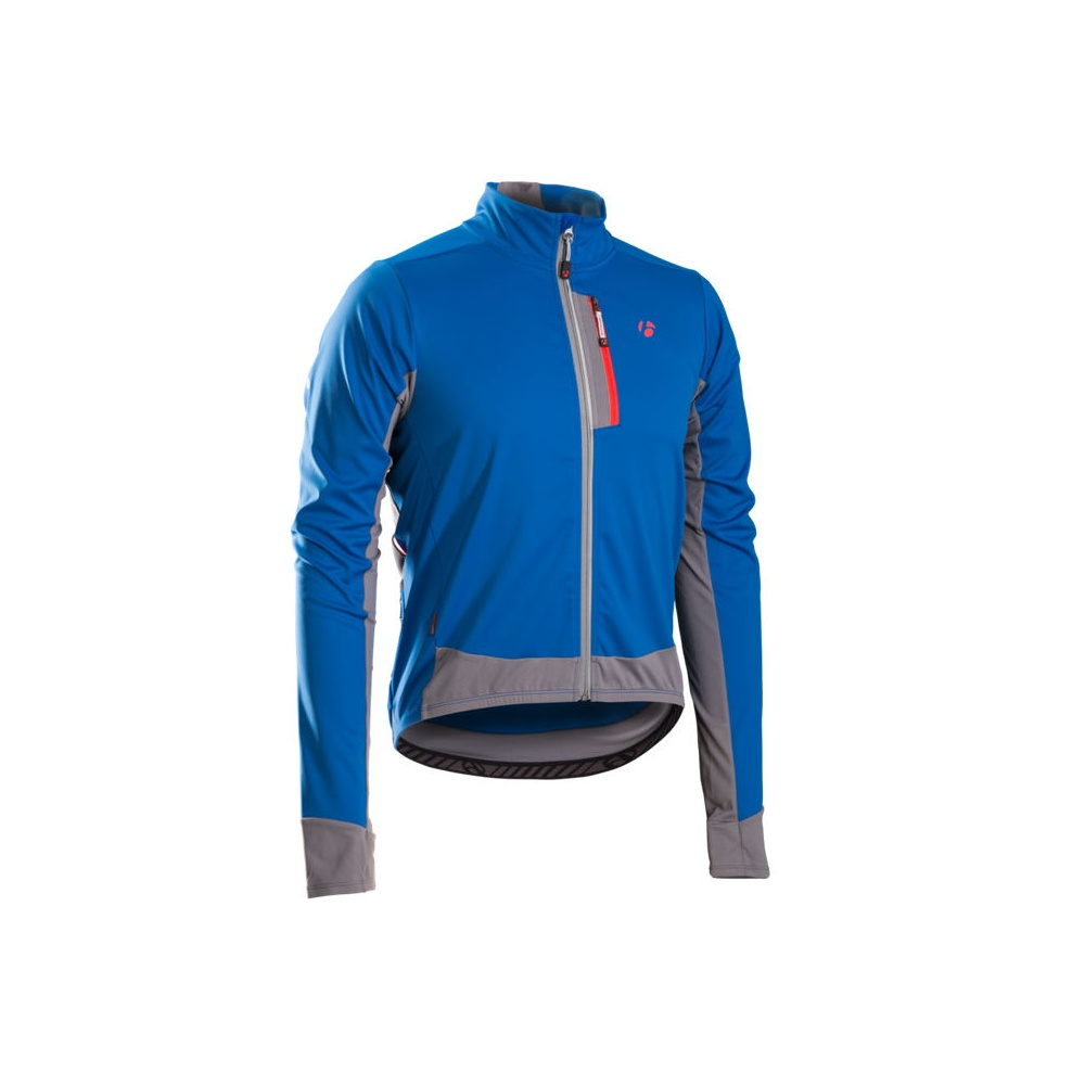 Bontrager RXL 180 Softshell Jacket - Bonty Blue  9b0e72dba