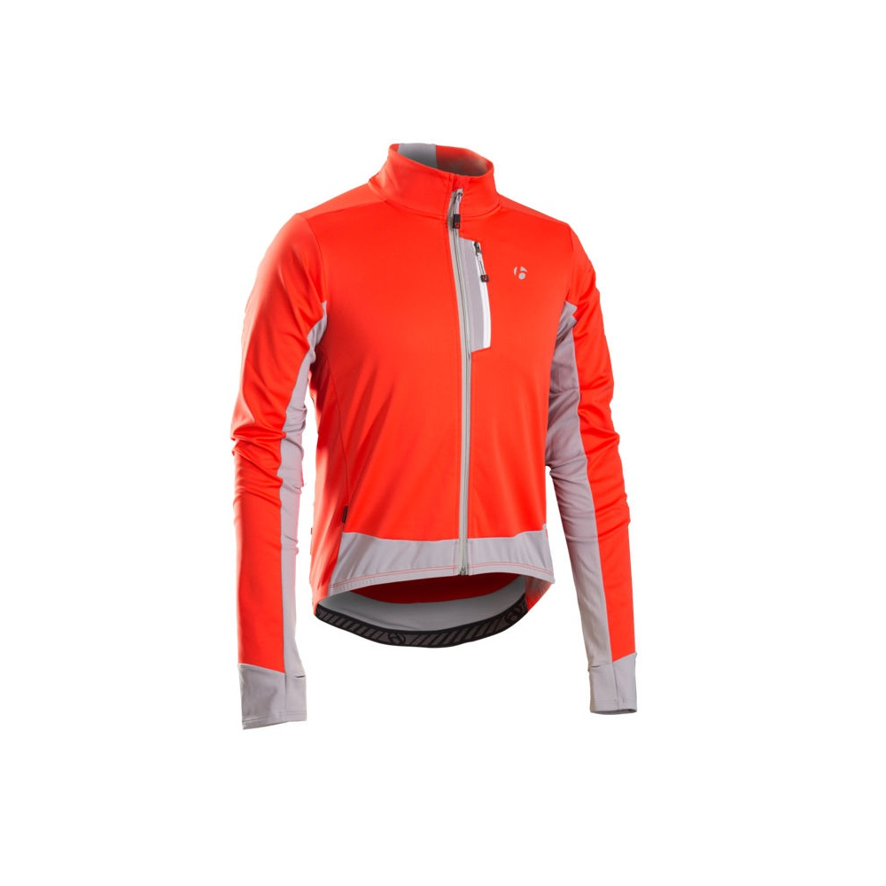Bontrager RXL 180 Softshell Jacket - Bonty Red  00e5bca79