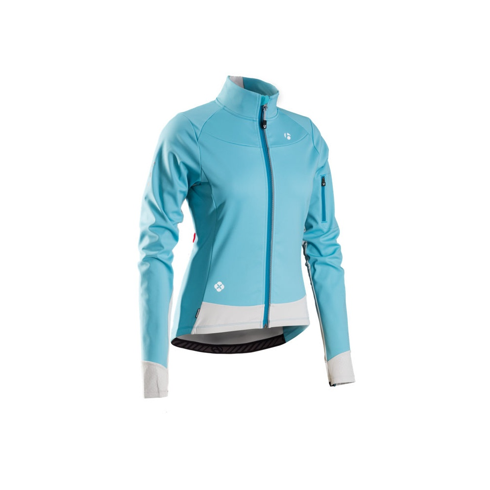 Bontrager RXL 180 Softshell Women s Jacket - Maui Blue  66f18e7ca