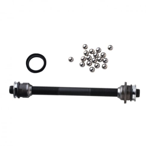 Bontrager Select Hybrid Rear Axle Kit (No Bearings)