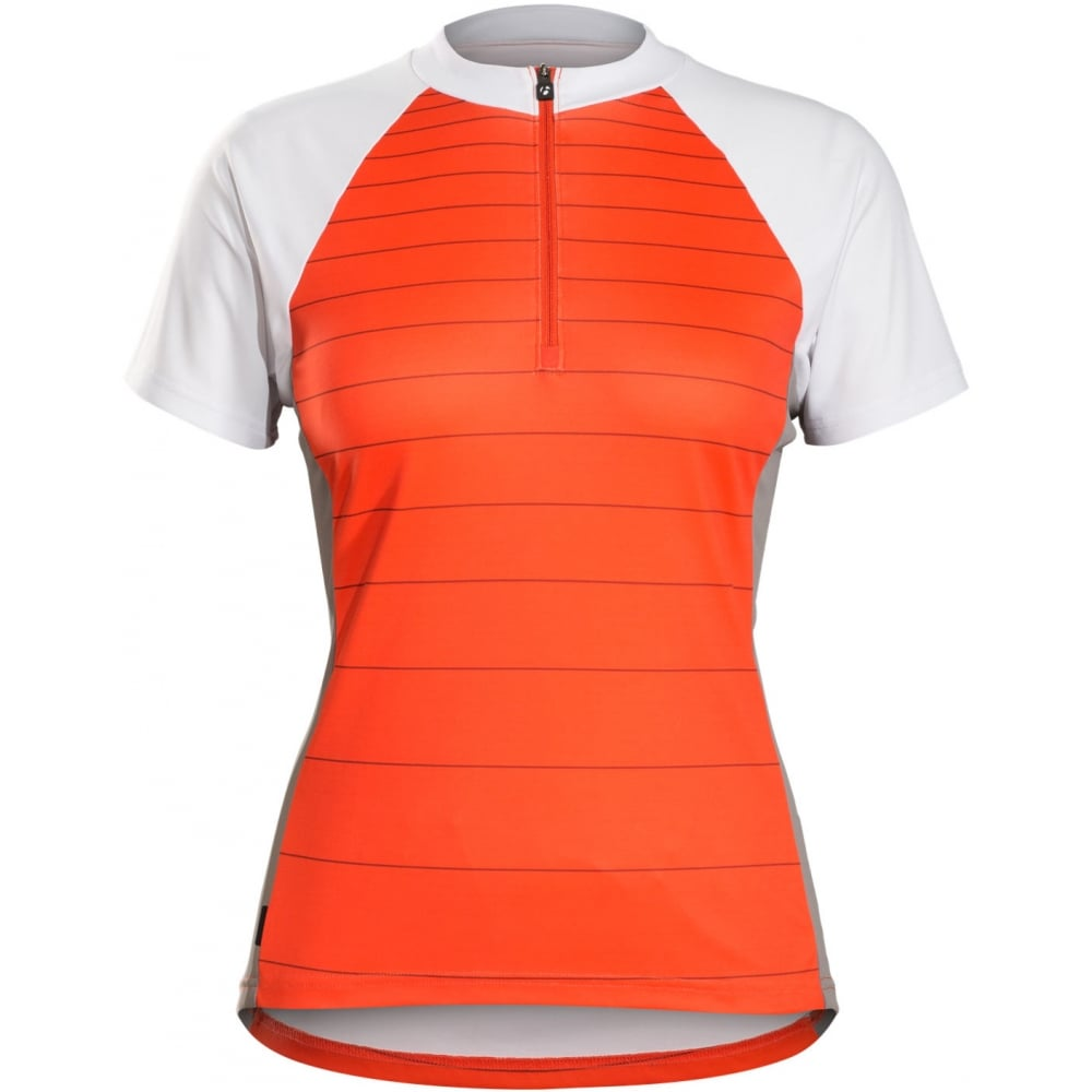 62077b306 Bontrager Solstice Short Sleeve Women s Cycling Jersey