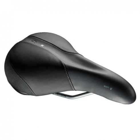 Bontrager Sport WSD Synthetic Cover Saddle