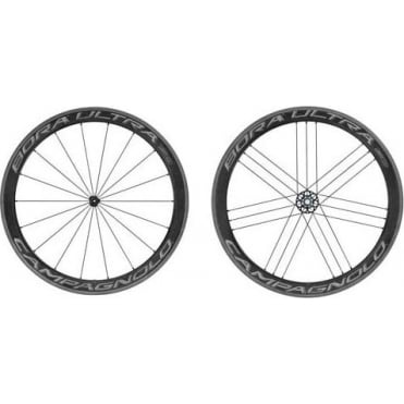 Bora Ultra 50 Dark Clincher Wheelset