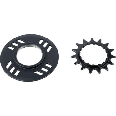 Bosch 2 Boost Chainring Offset with Chainguard