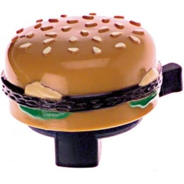 Burger Bicycle Bell