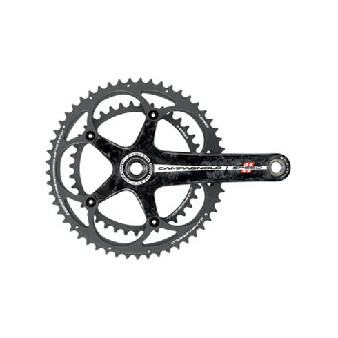 Campagnolo 11X Ultra-Torque Carbon Chainset - 165mm