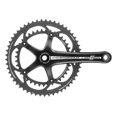 Campagnolo Athena 11x Power-Torque Black 36-52T Chainset