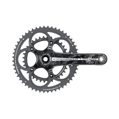 Campagnolo Athena P-T Carbon 11x Chainset 2015