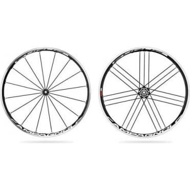 Campagnolo Eurus 2 Way Black Wheelset