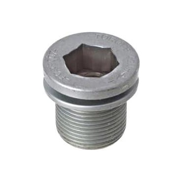 Power-Torque Crank Bolt