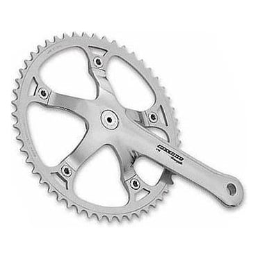 Record Pista Alloy Chainset - 165mm