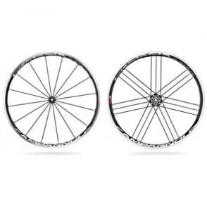 Campagnolo Shamal Ultra Black Tubular Wheelset