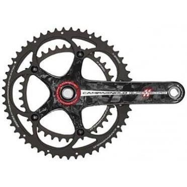 Super Record 11x Ultra-Torque Ti-Carbon Chainset - 39-53T