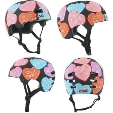 Candy Evolution BMX Helmet