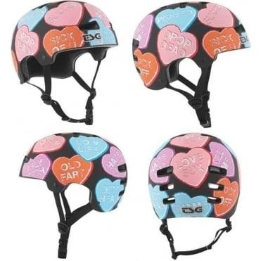 TSG Candy Evolution BMX Helmet