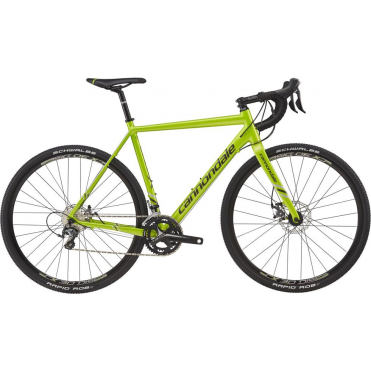 Cannondale CAADX Tiagra Road Bike 2017