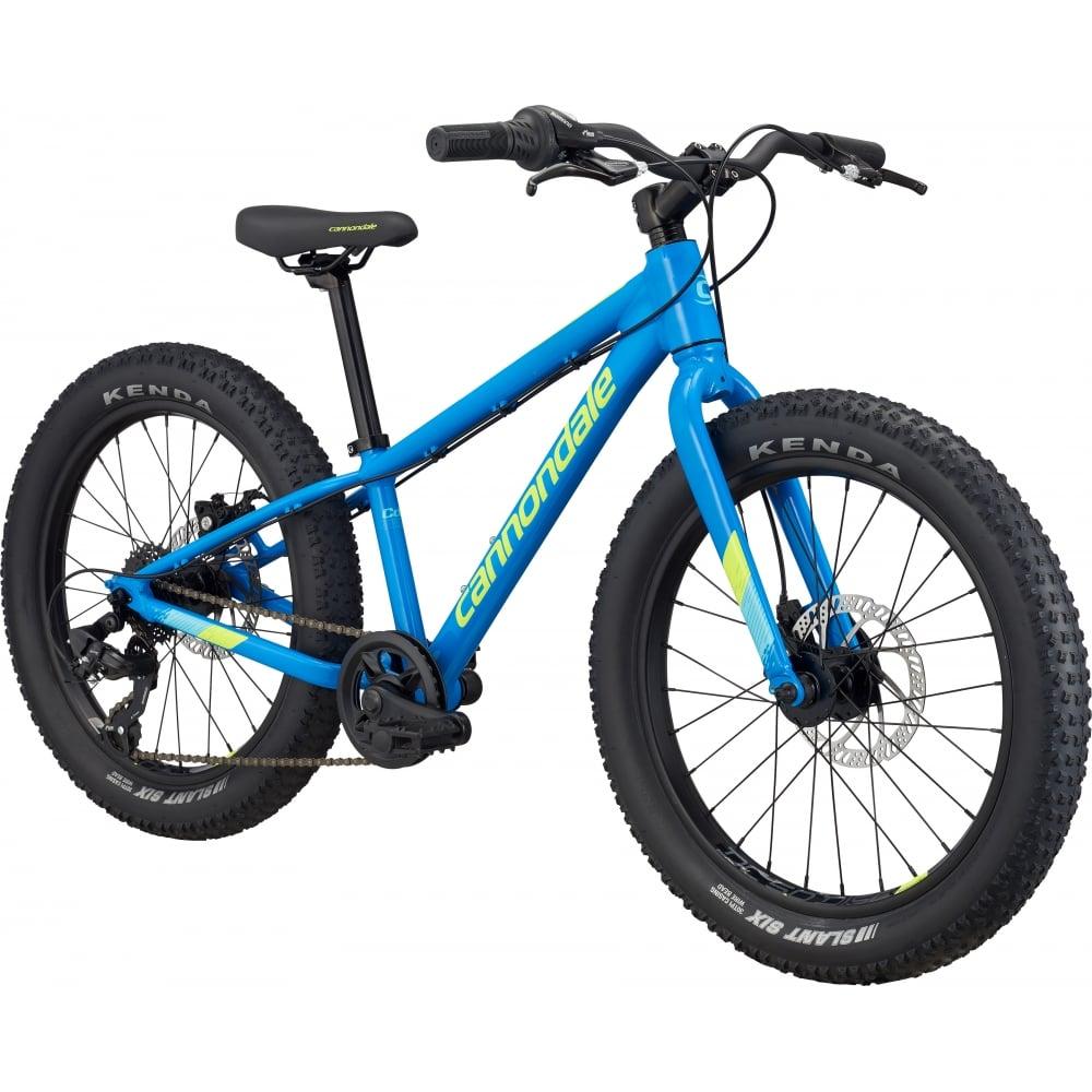 cannondale cujo 20 kids mountain bike 2018 triton cycles