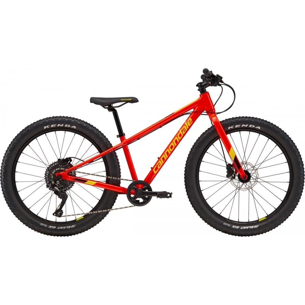 ea497edad Cannondale Cujo 24 LTD Kid s Mountain Bike 2019
