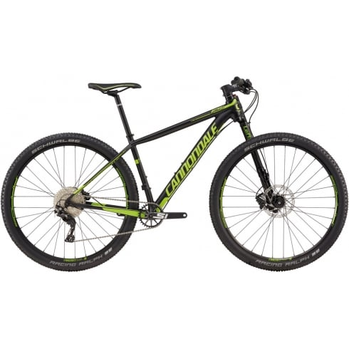 Cannondale F-Si Al 1 Mountain Bike 2017