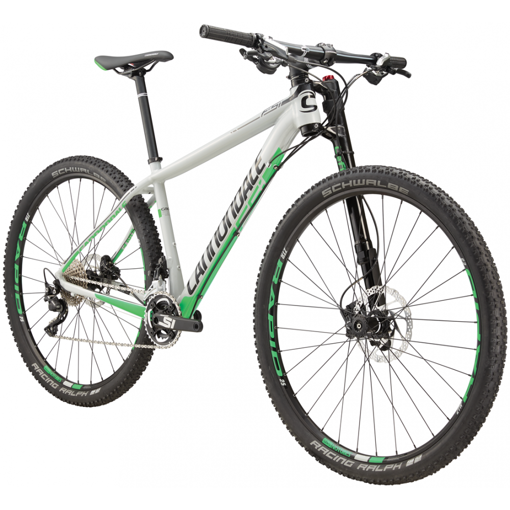 Cannondale Mountain Bikes