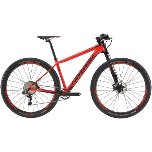 Cannondale F-Si Hi-Mod 1 Mountain Bike 2017