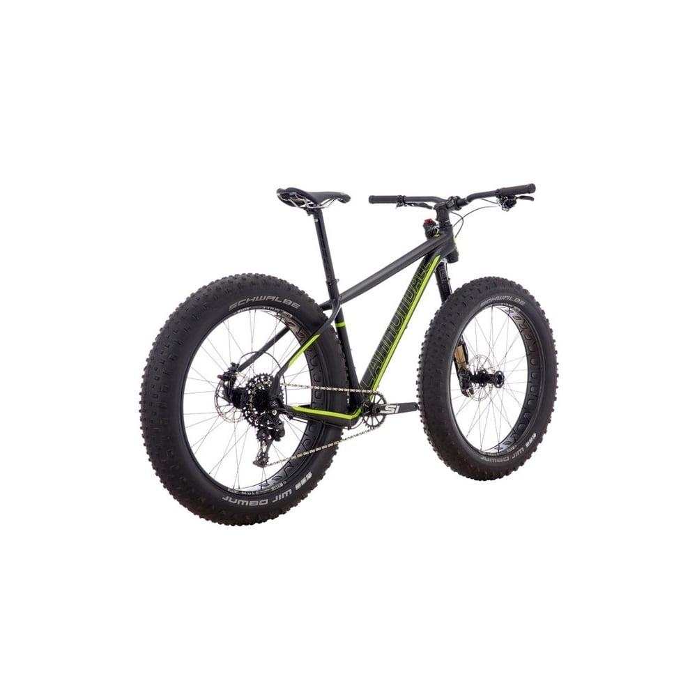 Cannondale Fat Caad 1 Fat Bike 2017 Triton Cycles