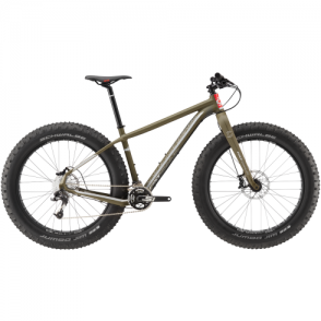 Cannondale Fat CAAD 2 Sport Hardtail Fat Bike 2016