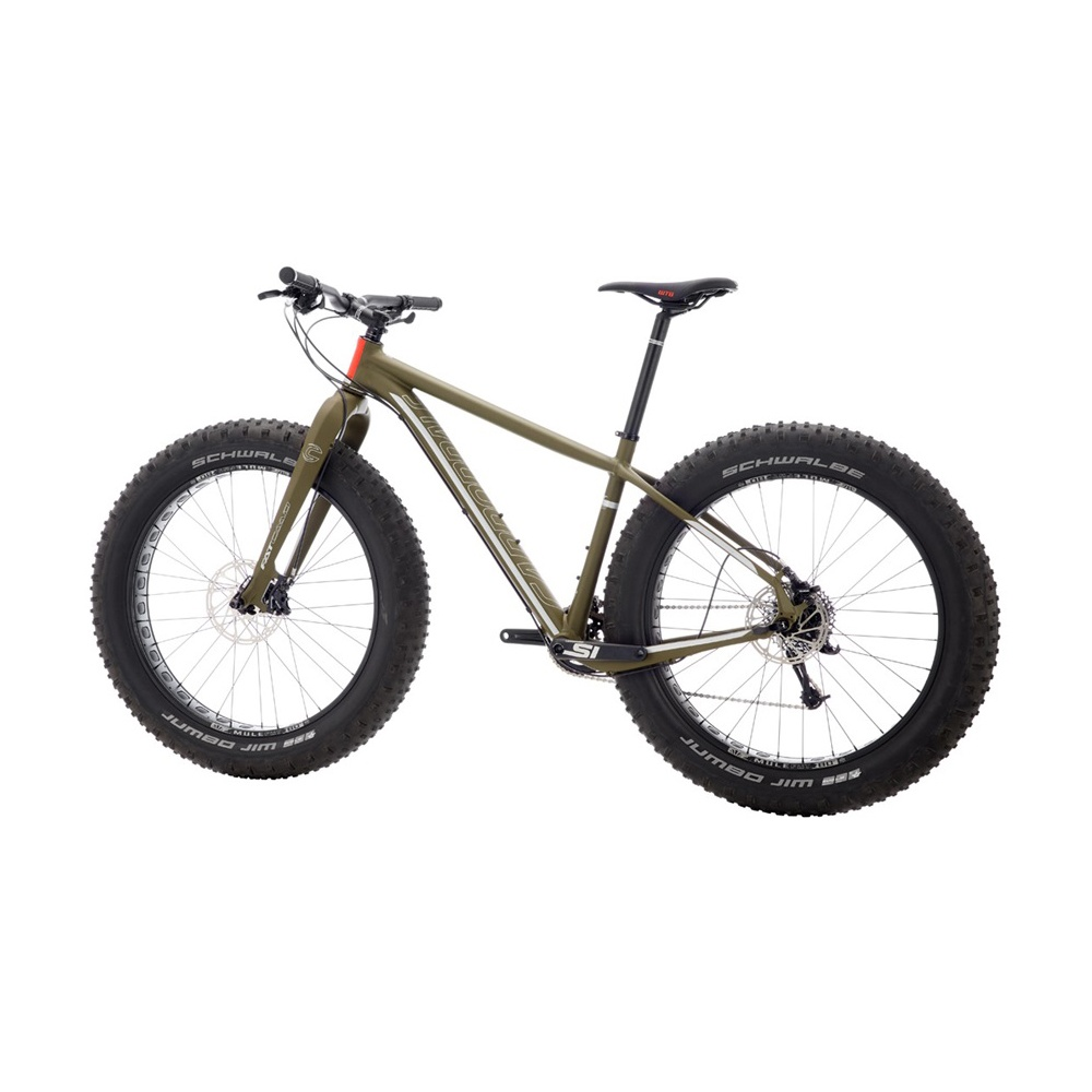 Cannondale Fat Caad 2 Sport Hardtail Fat Bike 2016 Triton Cycles