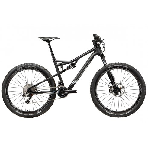 Cannondale Habit Carbon Black Inc. Trail Bike 2016