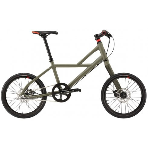 Cannondale Hooligan 1 Urban Hybrid Bike 2016