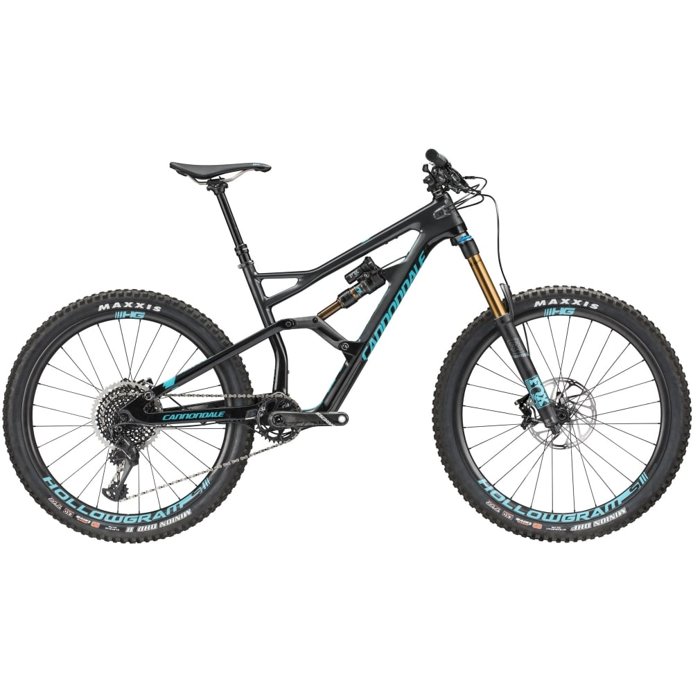 Cannondale Jekyll Carbon 1 Mountain Bike 2017 Triton Cycles