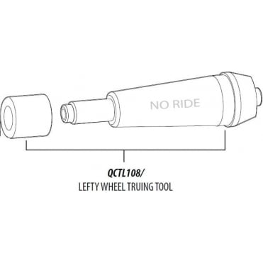 Cannondale Lefty Truing Axle Tool