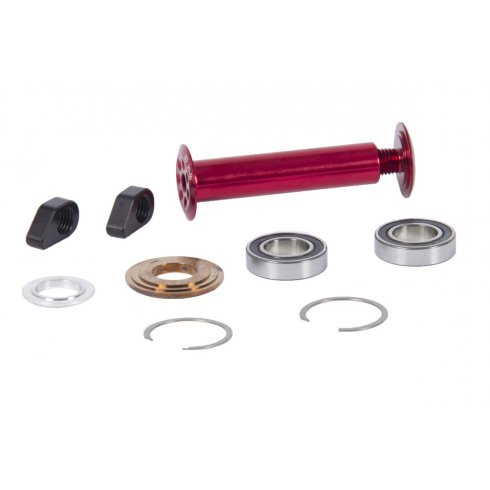 Cannondale Moto Shock Link Hardware - Red
