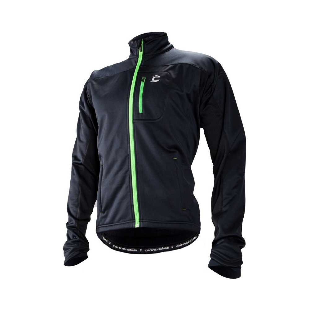 cannondale performance soft shell jacket triton cycles. Black Bedroom Furniture Sets. Home Design Ideas