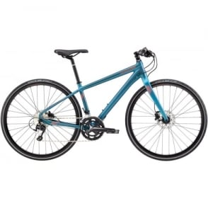 Cannondale Quick 1 Disc Women's Urban Bike 2017