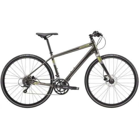Cannondale Quick 3 Disc Urban Bike 2017