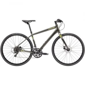 Cannondale Quick 3 Disc Urban Bike 2017