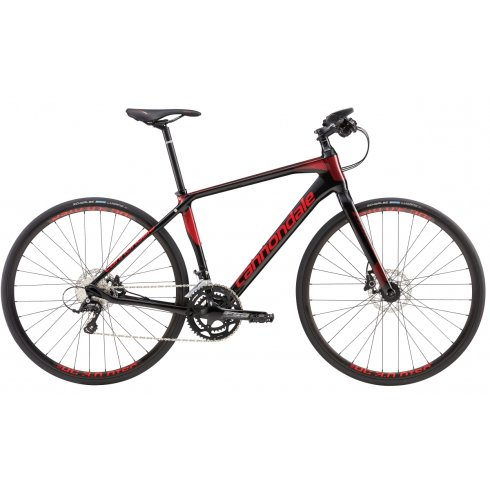 Cannondale Quick Carbon 2 Urban Fitness Bike 2016
