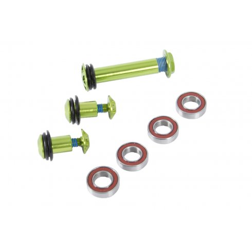 Cannondale Scalpel 80 Green Link Hardware