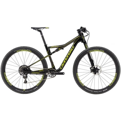 Cannondale Scalpel-Si Carbon 2 Mountain Bike 2017
