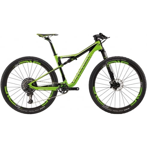 Cannondale Scalpel-Si Hi-Mod Team Mountain Bike 2017