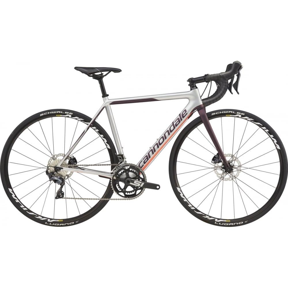 Cannondale SuperSix EVO Carbon Disc Ultegra Women's Road Bike 2018