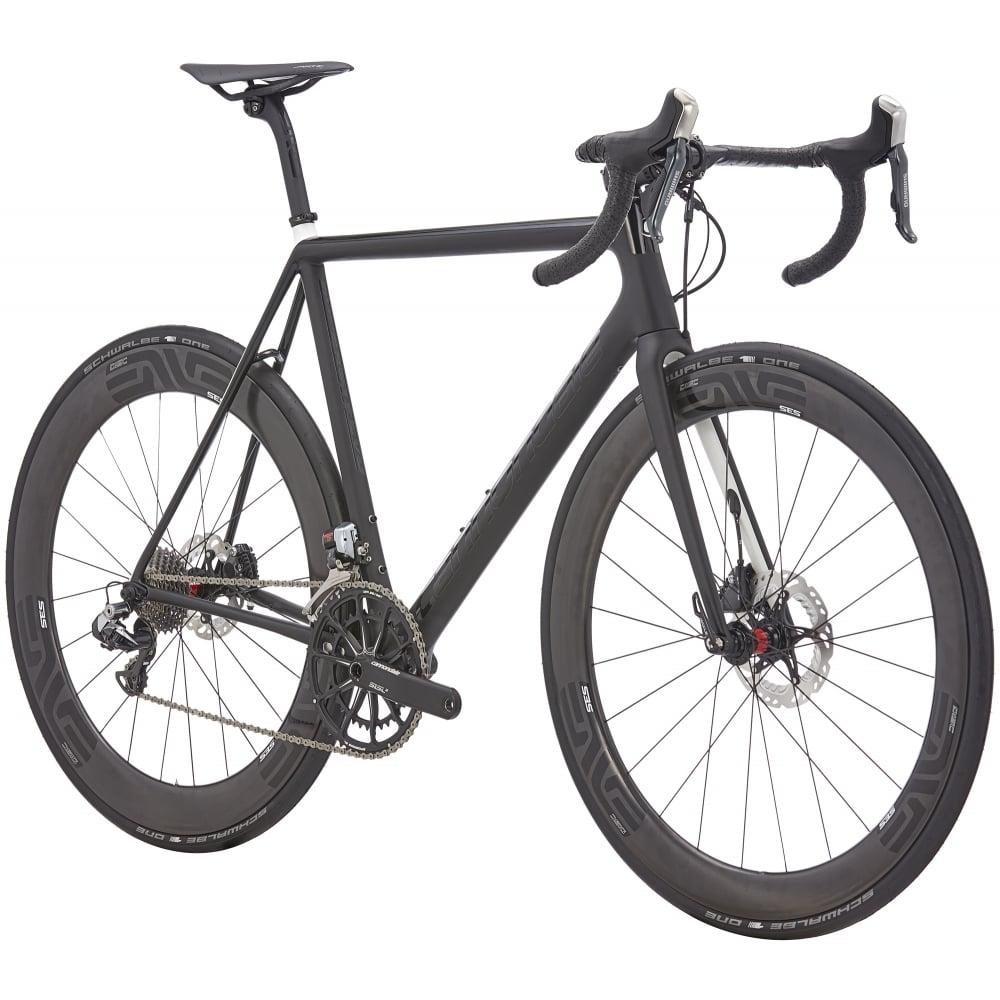 cbe7aa88ca2 Cannondale SuperSix Evo HM Disc Black Inc Bike 2018 | Triton Cycles