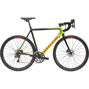 SuperSix Evo Hi-Mod Disc Ultegra Di2 Road Bike 2017