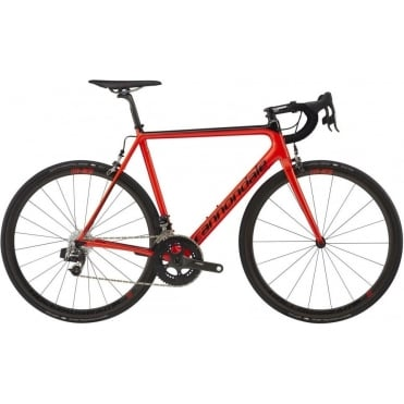 SuperSix Evo Hi-Mod RED eTap Road Bike 2017