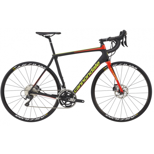 Cannondale Synapse Carbon Disc Ultegra Road Bike 2017