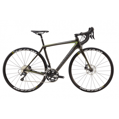 Cannondale Synapse Carbon Disc Women's Ultegra Road Bike 2017