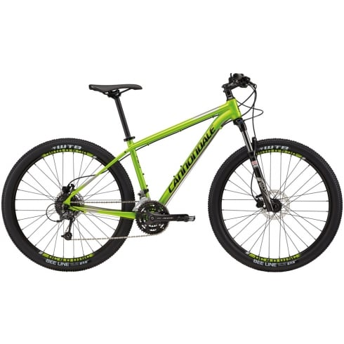 Cannondale Trail 4 Mountain Bike 2017