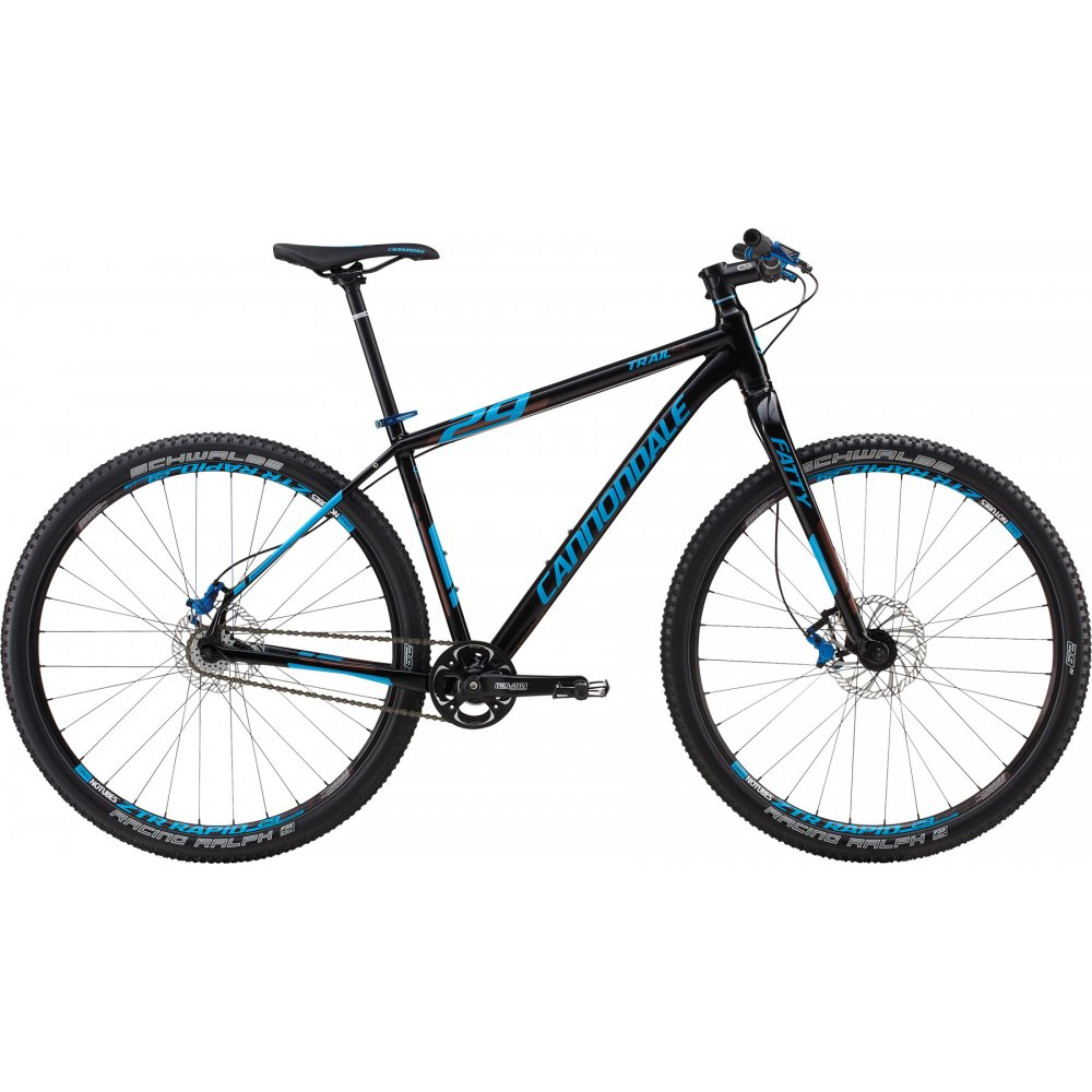 cannondale trail sl 29 ss mountain bike 2014 triton cycles. Black Bedroom Furniture Sets. Home Design Ideas