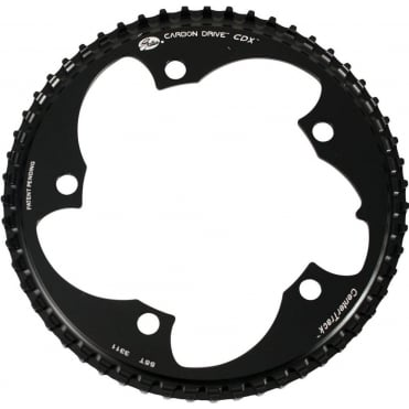 Centre Track Belt Drive Chainring